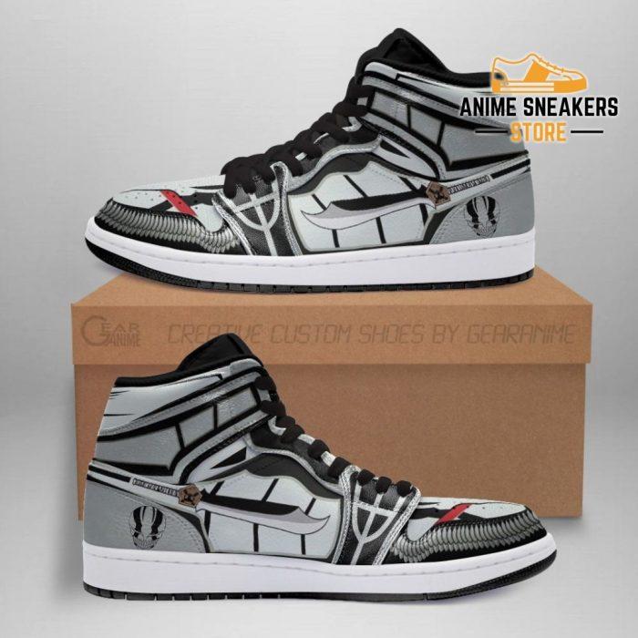 Ichigo Shoes Hollow Fullbringer Sneakers High Top Bleach Men / Us6.5 Jd
