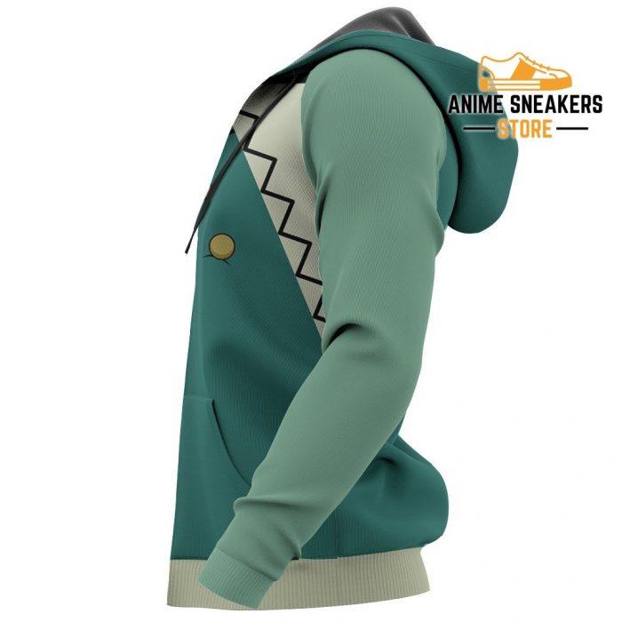 Illumi Zoldyck Hunter X Uniform Shirt Hxh Anime Hoodie Jacket All Over Printed Shirts