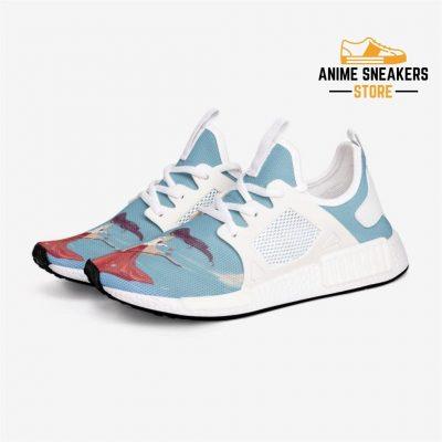 Inuyasha Kikyo Breeze Custom Nomad Shoes 3 / White Mens