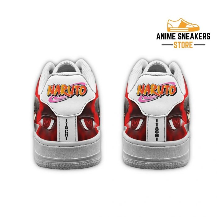 Itachi Eyes Sneakers Naruto Anime Shoes Fan Gift Pt04 Air Force