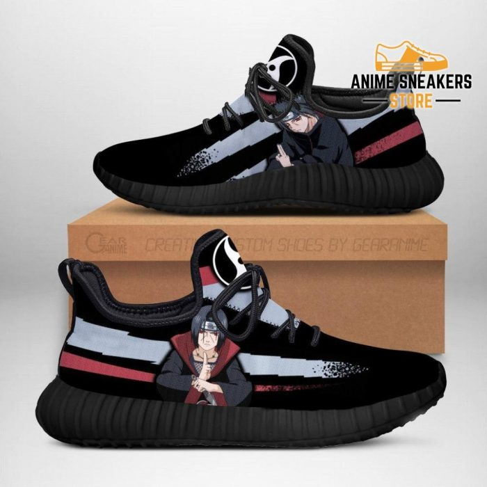 Itachi Jutsu Reze Shoes Naruto Anime Fan Gift Idea Tt03 Men / Us6