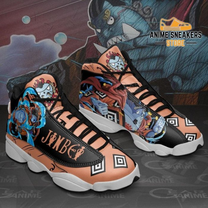 Jinbei Sneakers One Piece Anime Shoes Jd13