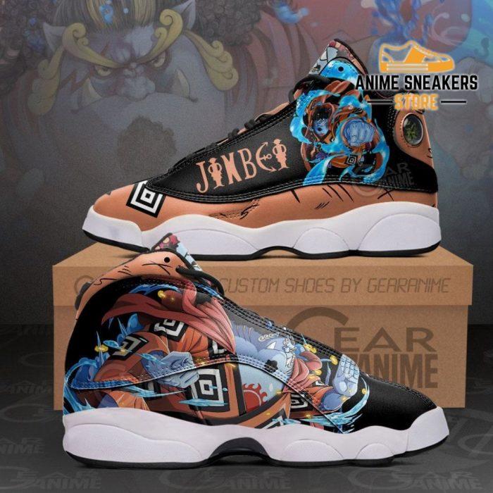 Jinbei Sneakers One Piece Anime Shoes Men / Us6 Jd13