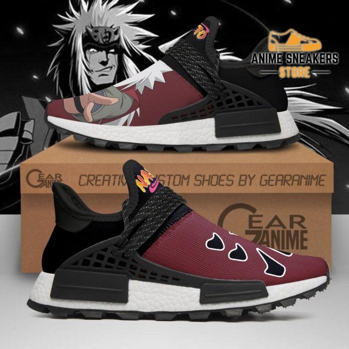 Jiraiya Shoes Naruto Custom Anime Pt11 Nmd