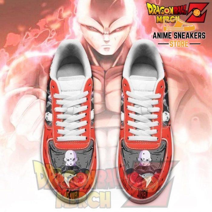 Jiren Air Force Sneakers Custom Shoes No.1