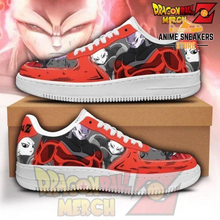 Jiren Air Force Sneakers Custom Shoes No.1 Men / Us6.5