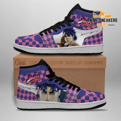 Jojos Bizarre Adventure Sneakers Jonathan Joestar Anime Shoes Jd