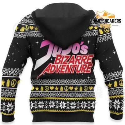 Jojos Bizarre Adventure Ugly Christmas Sweater Xmas Gift Va11 All Over Printed Shirts