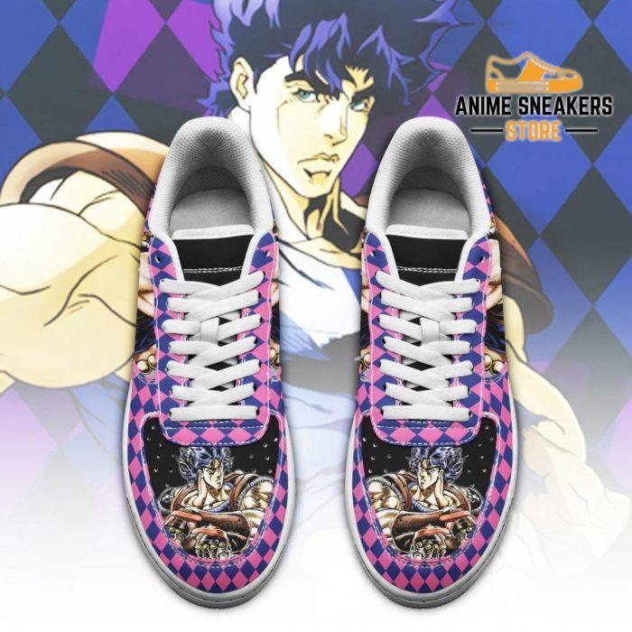 Jonathan Joestar Sneakers Jojo Anime Shoes Fan Gift Idea Pt06 Air Force