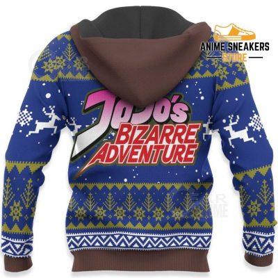 Jonathan Joestar Ugly Christmas Sweater Jojos Bizarre Adventure Anime Va11 All Over Printed Shirts