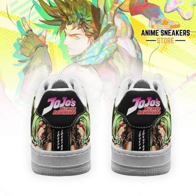 Joseph Joestar Sneakers Jojo Anime Shoes Fan Gift Idea Pt06 Air Force