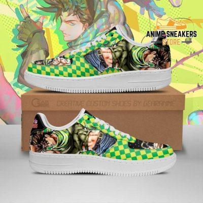 Joseph Joestar Sneakers Jojo Anime Shoes Fan Gift Idea Pt06 Men / Us6.5 Air Force