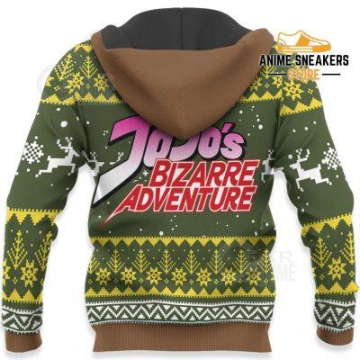 Joseph Joestar Ugly Christmas Sweater Jojos Bizarre Adventure Anime Va11 All Over Printed Shirts