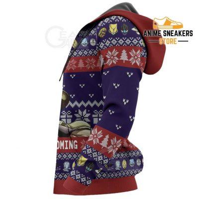 Joseph Joestar Ugly Christmas Sweater Oh My God Jojos Anime Va11 All Over Printed Shirts