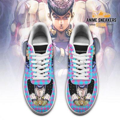 Josuke Higashikata Sneakers Jojo Anime Shoes Fan Gift Idea Pt06 Air Force