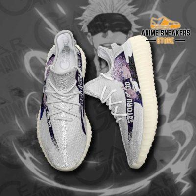 Jujutsu Kaisen Shoes Satoru Gojo Custom Anime Yeezy