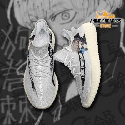 Jujutsu Kaisen Shoes Toge Inumaki Custom Anime Yeezy