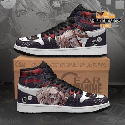 Junko Enoshima Sneakers Danganronpa Custom Anime Shoes Men / Us6.5 Jd