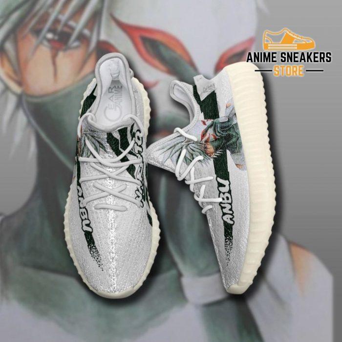 Kakashi Anbu Shoes Naruto Custom Anime Tt10 Yeezy