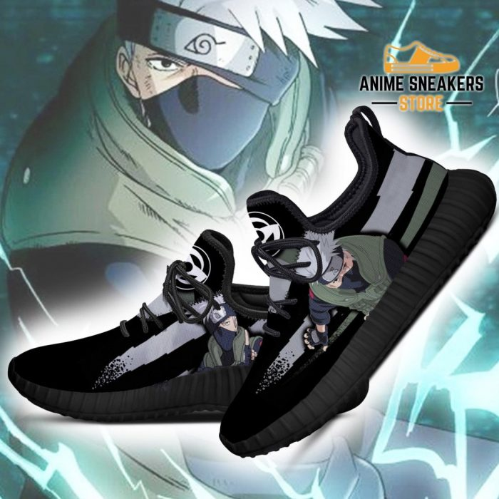 Kakashi Jutsu Reze Shoes Naruto Anime Fan Gift Idea Tt03