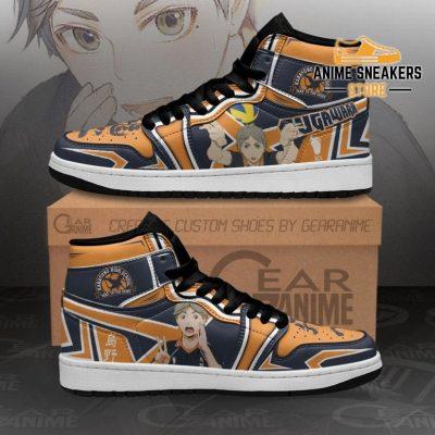 Karasuno Sugawara Koushi Sneakers Haikyuu Anime Shoes Mn10 Men / Us6.5 Jd