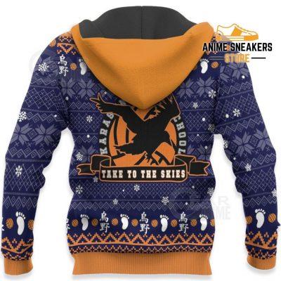 Karasuno Ugly Christmas Sweater Haikyuu Anime Xmas Shirt Va10 All Over Printed Shirts