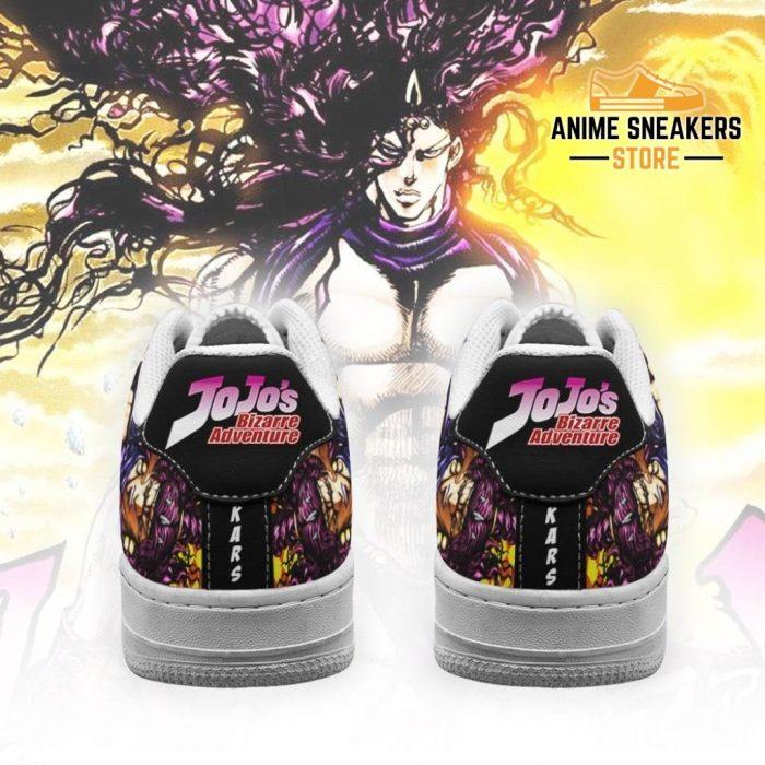 Kars Sneakers Jojos Bizarre Adventure Anime Shoes Fan Gift Idea Pt06 Air Force