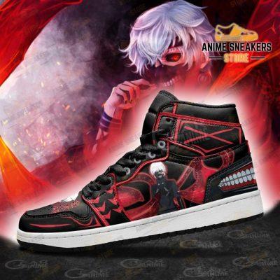 Ken Kaneki Kagune Sneakers Tokyo Ghoul Custom Anime Shoes Jd