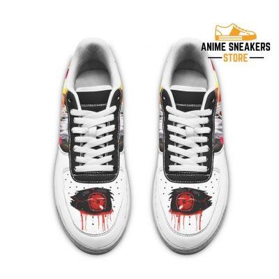 Ken Kaneki Sneakers Tokyo Ghoul Anime Shoes Fan Gift Pt04 Air Force