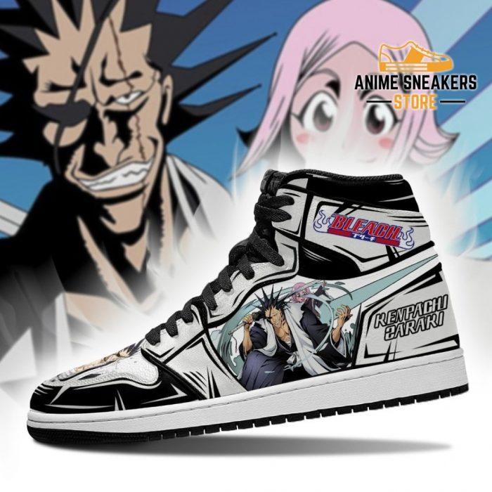Kenpachi And Yachiru Sneakers Bleach Anime Shoes Fan Gift Idea Mn05 Jd