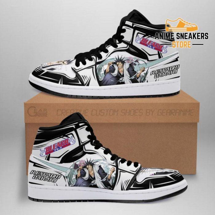 Kenpachi And Yachiru Sneakers Bleach Anime Shoes Fan Gift Idea Mn05 Men / Us6.5 Jd