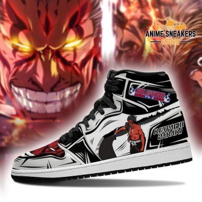 Kenpachi Sneakers Bankai Bleach Anime Shoes Fan Gift Idea Mn05 Jd