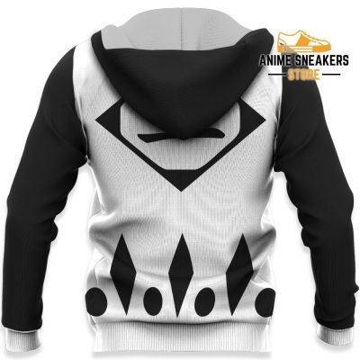 Kenpachi Zaraki Shirt Costume Bleach Anime Hoodie Sweater All Over Printed Shirts