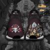 Kid Pirates Shoes One Piece Custom Anime Tt12 Men / Us6 Nmd