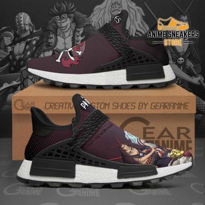 Kid Pirates Shoes One Piece Custom Anime Tt12 Nmd
