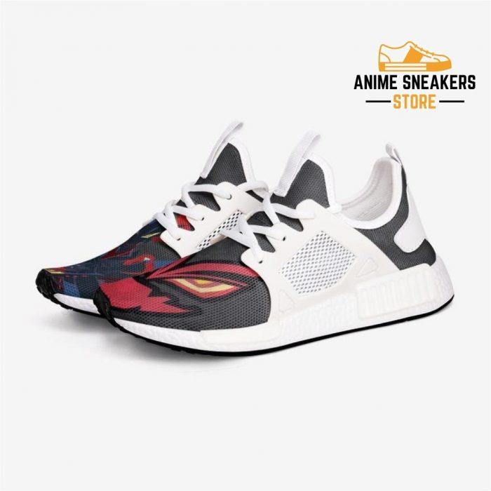 Kill La Teammates Custom Nomad Shoes 3 / White Mens