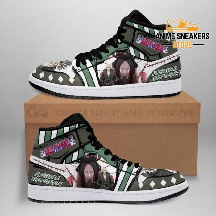 Kisuke Urahara Sneakers Bleach Anime Shoes Fan Gift Idea Mn05 Men / Us6.5 Jd