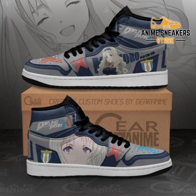 Kokoro Darling In The Franxx Sneakers Code 556 Anime Shoes Jd