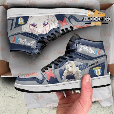 Kokoro Darling In The Franxx Sneakers Code 556 Anime Shoes Men / Us6.5 Jd