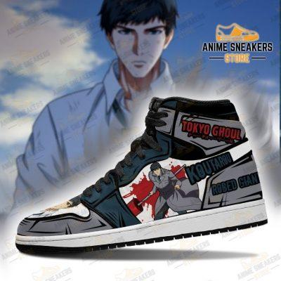 Koutarou Amon Sneakers Custom Tokyo Ghoul Anime Shoes Mn05 Jd