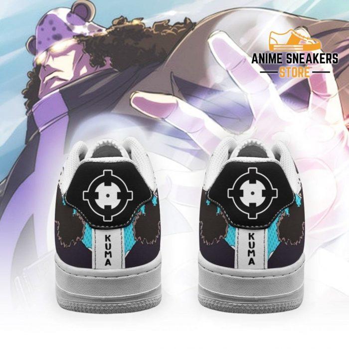 Kuma Sneakers Custom One Piece Anime Shoes Fan Pt04 Air Force