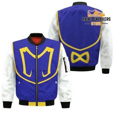 Kurapika Hunter X Uniform Shirt Hxh Anime Hoodie Jacket Bomber / S All Over Printed Shirts