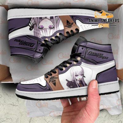 Kyoko Kirigiri Sneakers Danganronpa Custom Anime Shoes Jd