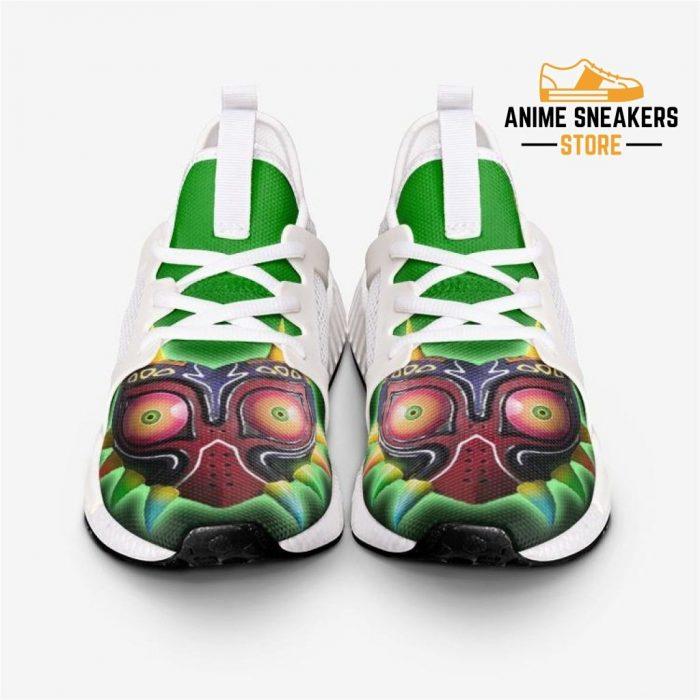 Legend Of Zelda Majoras Mask Custom Nomad Shoes Mens