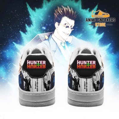 Leorio Sneakers Custom Hunter X Anime Shoes Fan Pt05 Air Force