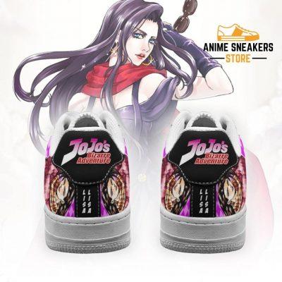 Lisa Sneakers Jojo Anime Shoes Fan Gift Idea Pt06 Air Force