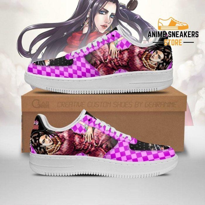 Lisa Sneakers Jojo Anime Shoes Fan Gift Idea Pt06 Men / Us6.5 Air Force