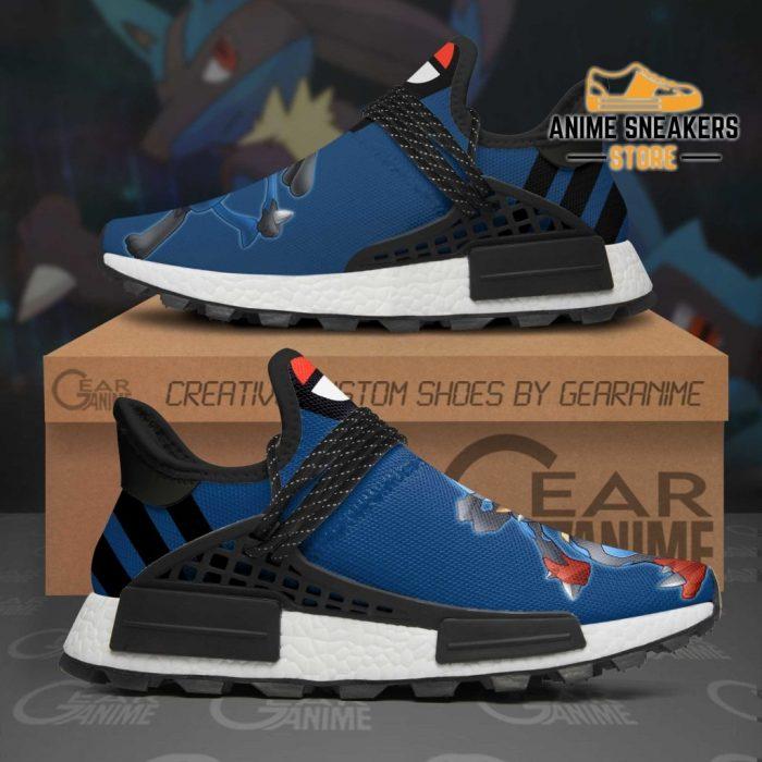 Lucario Shoes Pokemon Custom Anime Tt11 Nmd