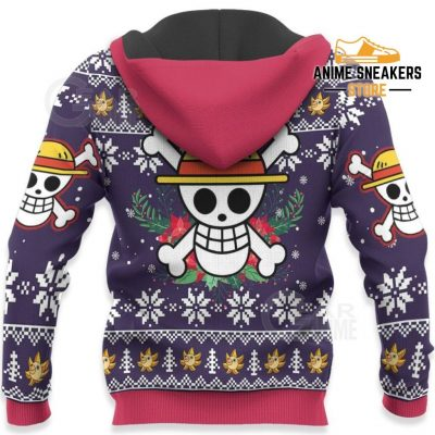 Luffy Gear 4 Ugly Christmas Sweater One Piece Anime Xmas Gift Va10 All Over Printed Shirts