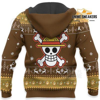Luffy Gomu Ugly Sweater Xmas One Piece Anime Chrismast Gift Va10 All Over Printed Shirts